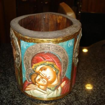 Βυζαντινή Αγιογραφία-Εικόνες